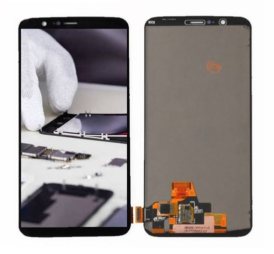 LCD DISPLAY - ONE PLUS 5T